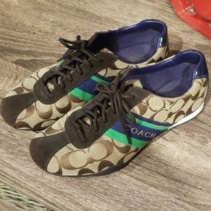 Coach shoes - great condition